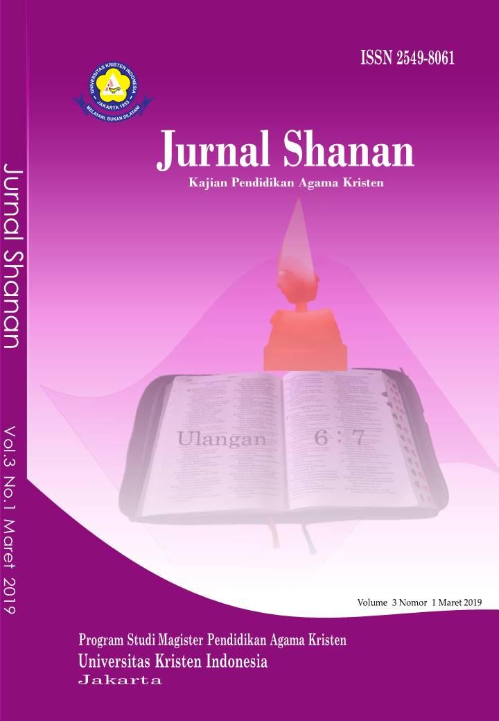 Jurnal shanan